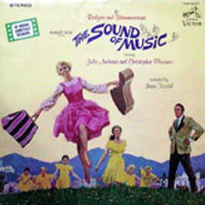 LPレコード048: サウンド・オブ・ミュージック(盤面複数傷あり)