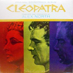 LPレコード436: クレオパトラ(輸入盤・ジャケットスレあり)