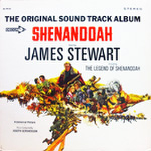LPレコード653: シェナンドー河(輸入盤・ジャケット角落ちあり)