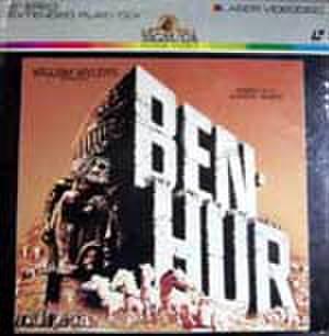 レーザーディスク436: ベン・ハー