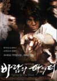 韓国チラシ396: 風のファイター