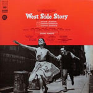 LPレコード106: ウエスト・サイド物語(オリジナル・ブロードウェイ・キャスト・レコーディング)