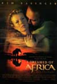タイチラシ0020: 永遠のアフリカ(I DREAMED OF AFRICA)