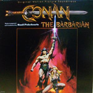 LPレコード526: コナン・ザ・グレート(輸入盤)