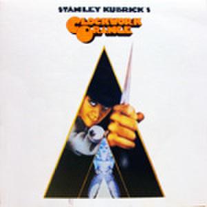 LPレコード452: 時計じかけのオレンジ(ジャケット全面シミあり)