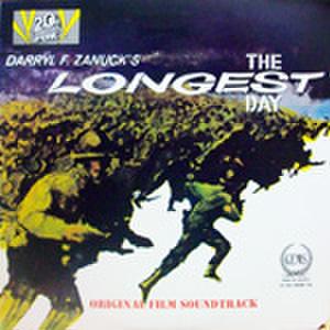 LPレコード358: 史上最大の作戦(輸入盤・ジャケット角欠損あり)