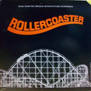 LPレコード599: ジェット・ローラー・コースター(輸入盤・ジャケット角欠損あり)