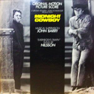LPレコード305: 真夜中のカーボーイ(輸入盤)