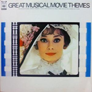 LPレコード721: GREAT MUSICAL MOVIE THEMES サウンド・オブ・ミュージック/キャバレー/ラ・マンチャの男/南太平洋/ファニー・ガール/他