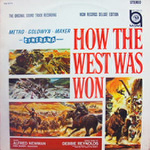 LPレコード655: 西部開拓史
