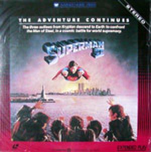 レーザーディスク169: スーパーマンII