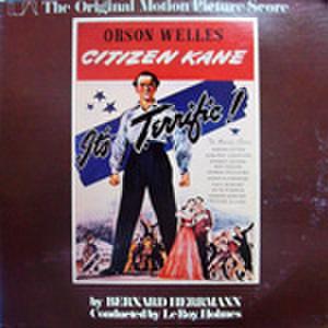 LPレコード622: 市民ケーン(輸入盤)