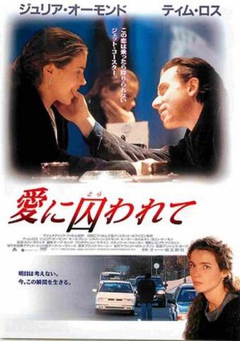 映画チラシ: 愛に囚われて