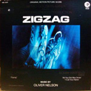 LPレコード601: Zigzag(輸入盤・ジャケットパンチ穴あり)