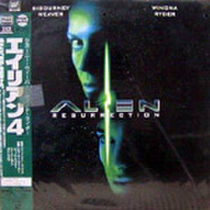 レーザーディスク070: エイリアン4<THX&DD/ワイド>