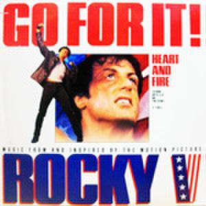 LPレコード420: ロッキー5(輸入盤・ジェケットシワあり)