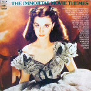 LPレコード669: THE IMMORTAL MOVIE THEMES 太陽がいっぱい/エデンの東/風と共に去りぬ/鉄道員/ライムライト/他