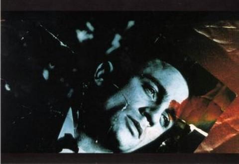 映画チラシ: 愛の悪魔(小型・ポストカード・ヨコ位置・アップ)