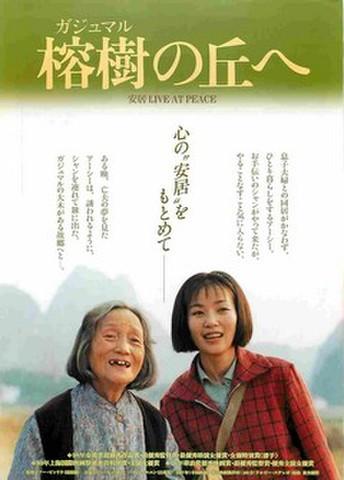 映画チラシ: 榕樹の丘へ