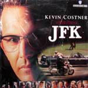 レーザーディスク310: JFK<字幕スーパー版/劇場公開版・シネマスコープサイズ>