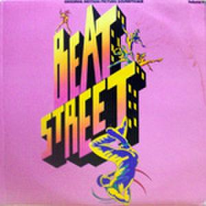 LPレコード262: ビートストリート(輸入盤・ジャケット濡れあり)