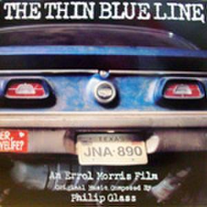 LPレコード508: THE THIN BLUE LINE(輸入盤)