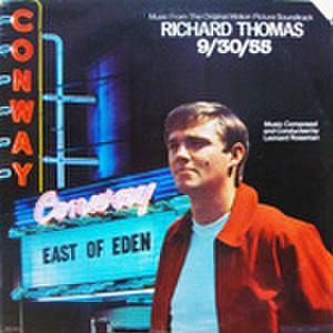 LPレコード479: ジェームズ・ディーンにさよならを(輸入盤・ジャケット角欠損あり)