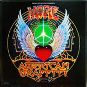LPレコード586: アメリカン・グラフィティ2(輸入盤)