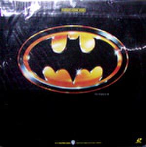 レーザーディスク016: バットマン