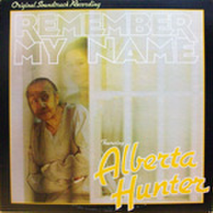 LPレコード425: Remember My Name(輸入盤)