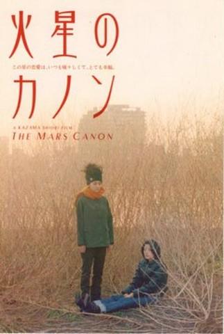 映画チラシ: 火星のカノン(小型)