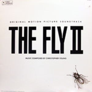 LPレコード629: ザ・フライ2 二世誕生(輸入盤・ジャケット穴あり)