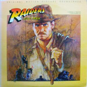 LPレコード426: レイダース 失われたアーク(輸入盤)