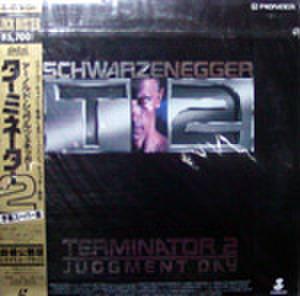 レーザーディスク012: ターミネーター2<劇場公開版 シネマスコープサイズ>