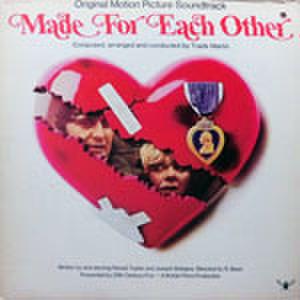 LPレコード175: Made For Each Other(輸入盤・ジャケット穴あり)