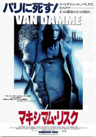 映画チラシ: マキシマム・リスク