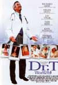 タイチラシ0137: Dr.Tと女たち