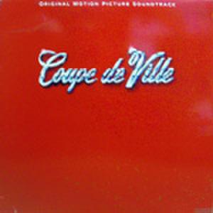LPレコード530: キャデラック 俺たちの1,000マイル(輸入盤・ジャケット切込み角折れあり)