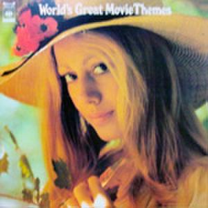LPレコード751: World's Great Movie Themes 風と共に去りぬ/野生のエルザ/エデンの東/鉄道員/カラミティ・ジェーン/他