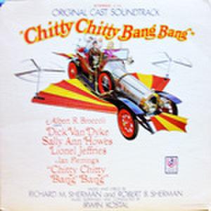 LPレコード387: チキ・チキ・バン・バン(輸入盤・ジャケット角欠損あり)