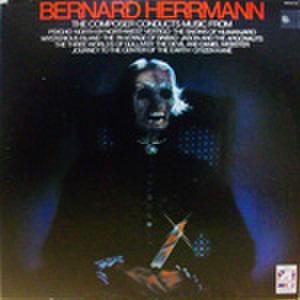 LPレコード251: BERNARD HERRMANN THE COMPOSER CONDUCTS MUSIC FROM… サイコ/北北西に進路を取れ/めまい/キリマンジャロの雪/他(ジャケットパンチ穴あり・輸入盤)