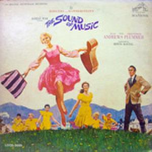 LPレコード640: サウンド・オブ・ミュージック(輸入盤・ジャケット汚れ)