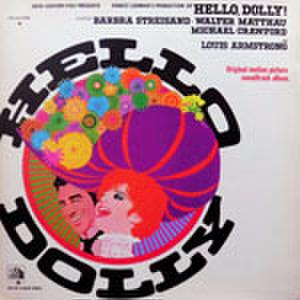 LPレコード191: ハロー・ドーリー!(輸入盤・ジャケット穴あり)