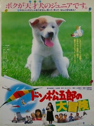 映画ポスター1424: ドン松五郎の大冒険