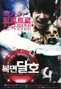 韓国チラシ381: 覆面ダルホ