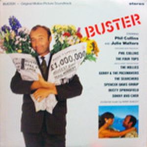 LPレコード232: バスター(ジャケット破れあり・輸入盤)