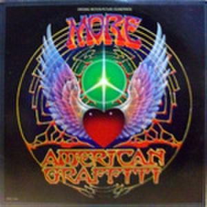 LPレコード332: アメリカン・グラフィティ2(輸入盤)