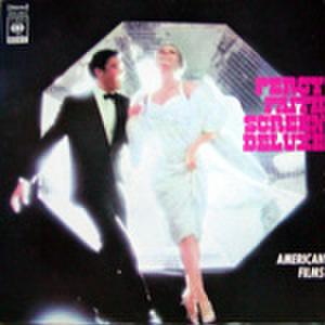 LPレコード158: PERCY FAITH SCREEN DELUXE パーシー・フェイス スクリーン・デラックス アメリカ篇 風と共に去りぬ/ティファニーで朝食を/卒業/他(ジャケット裏面ハゲあり)
