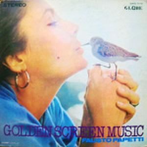 LPレコード672: GOLDEN SCREEN MUSIC 夜霧のしのび逢い/太陽はひとりぼっち/避暑地の出来事/アラモ/他(ジャケット汚れあり)