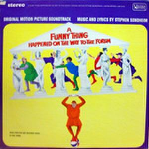 LPレコード250: ローマで起こった奇妙な出来事(輸入盤)